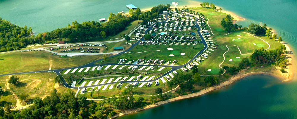 Luxury Campgrounds RV Campground Directory Luxury RV Resorts - Table rock lake golf course